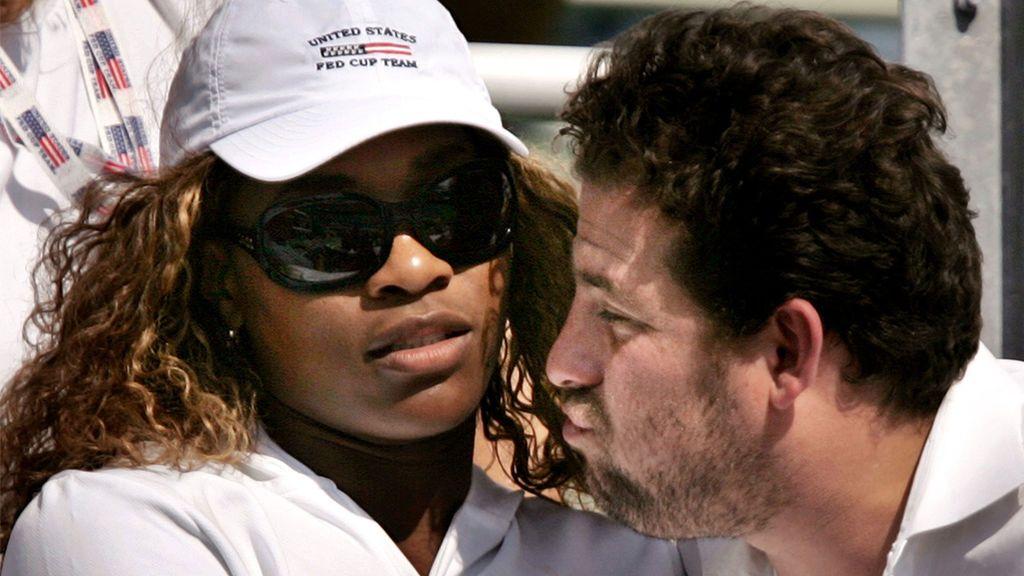 El vídeo del escándalo: así trataba Brett Ratner, cineasta acusado de acoso, a Serena Williams cuando eran novios