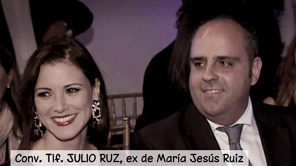 """Julio Ruz, ex de María Jesús Ruiz: """"No tengo ningún problema con ella, esto es una venganza de Gil Silgado"""""""