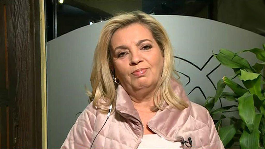 """Carmen Borrego: """"¡Ya está bien de sacar la caja de la caca para las Campos!"""""""