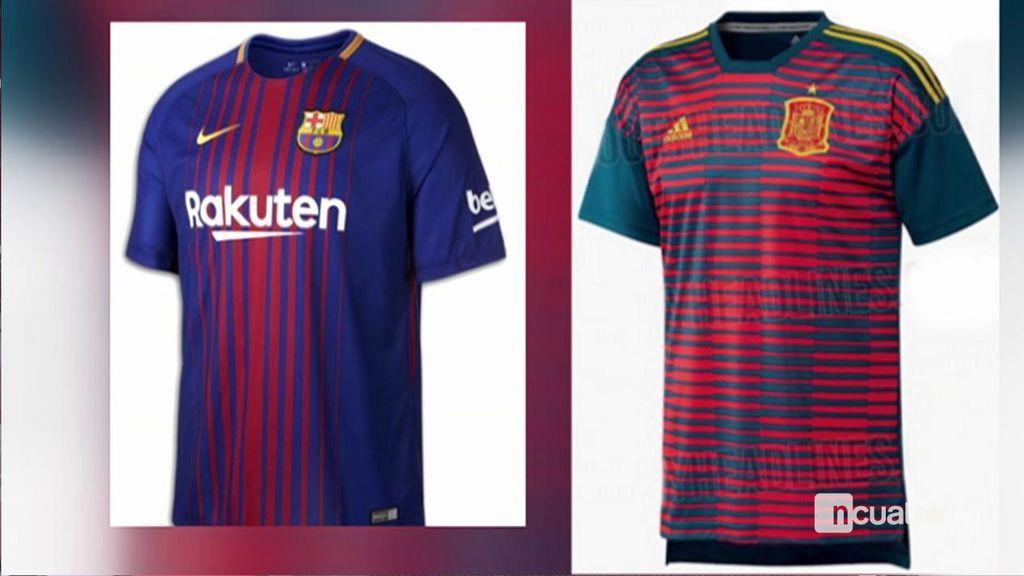equipacion entrenamiento Barcelona nuevo