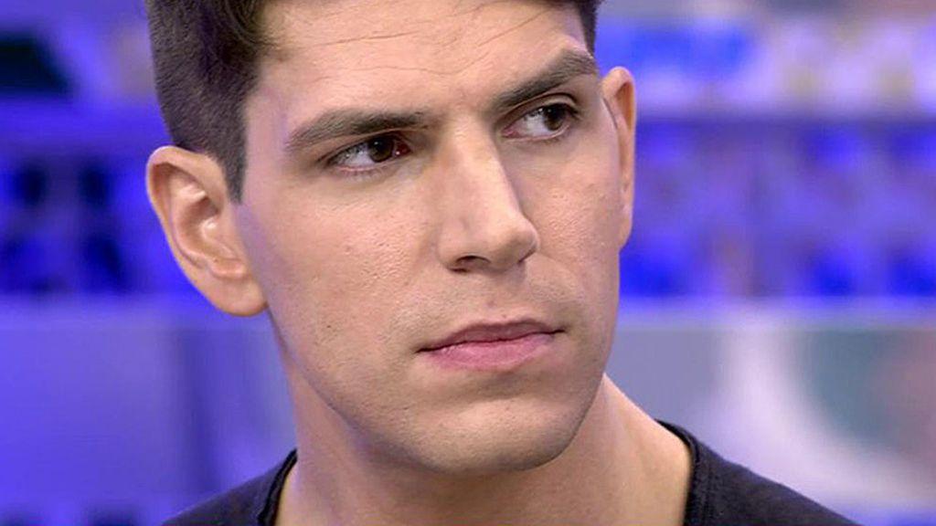 """Diego Matamoros, en 'Semana': """"No soy el padre de mi hija"""""""