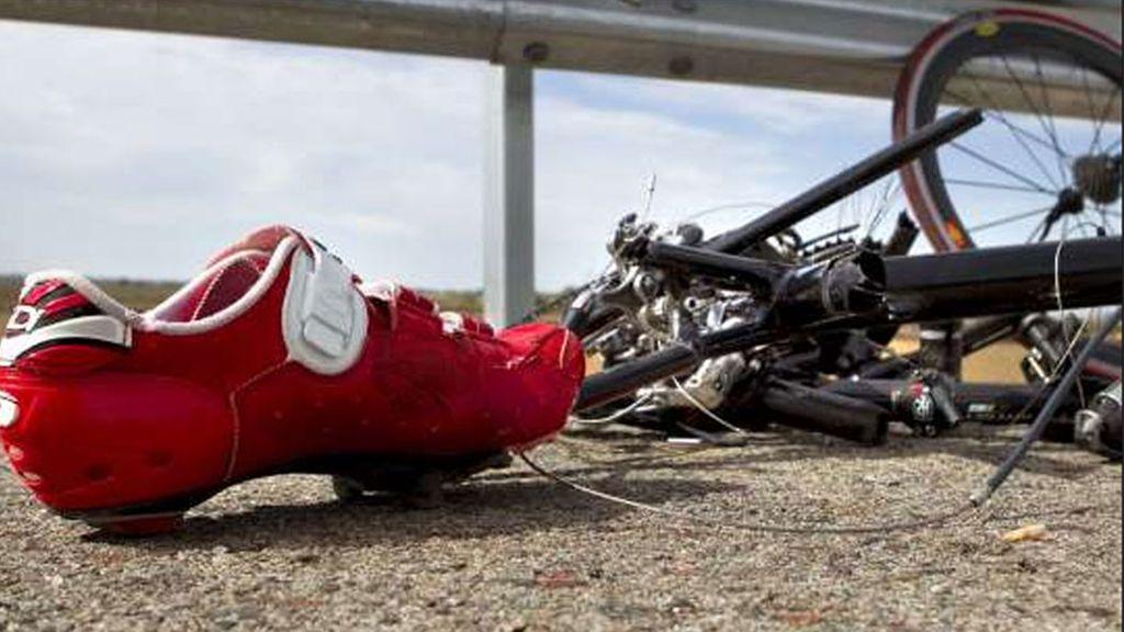 Condenado a cinco años y medio de cárcel atropellar mortalmente a dos ciclista en Lleida