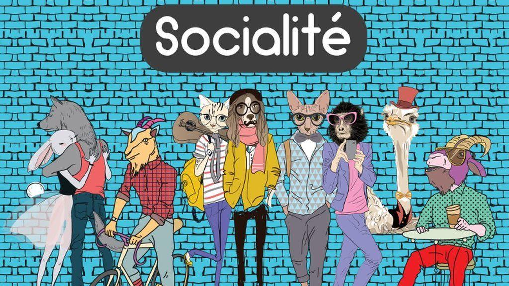 Logo socialité