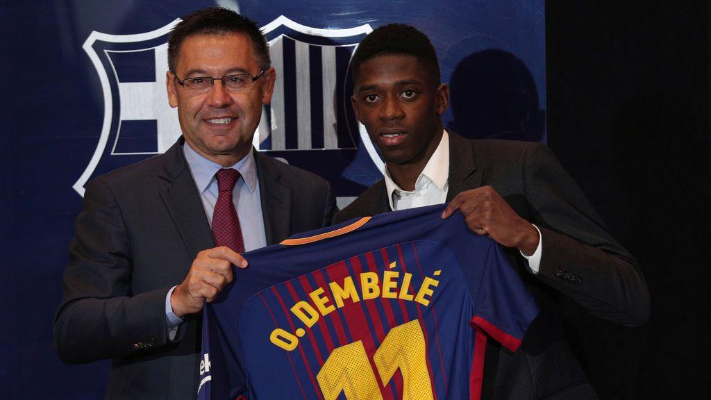 El doctor Orava augura que Dembélé podría jugar el Clásico en el Bernabéu