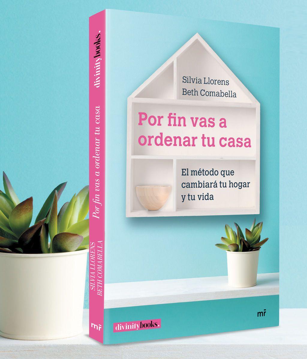 'Por fin vas a ordenar tus casa', el libro con el que recuperarás la armonía de tu hogar