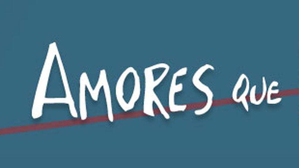 Logo Amores que duelen