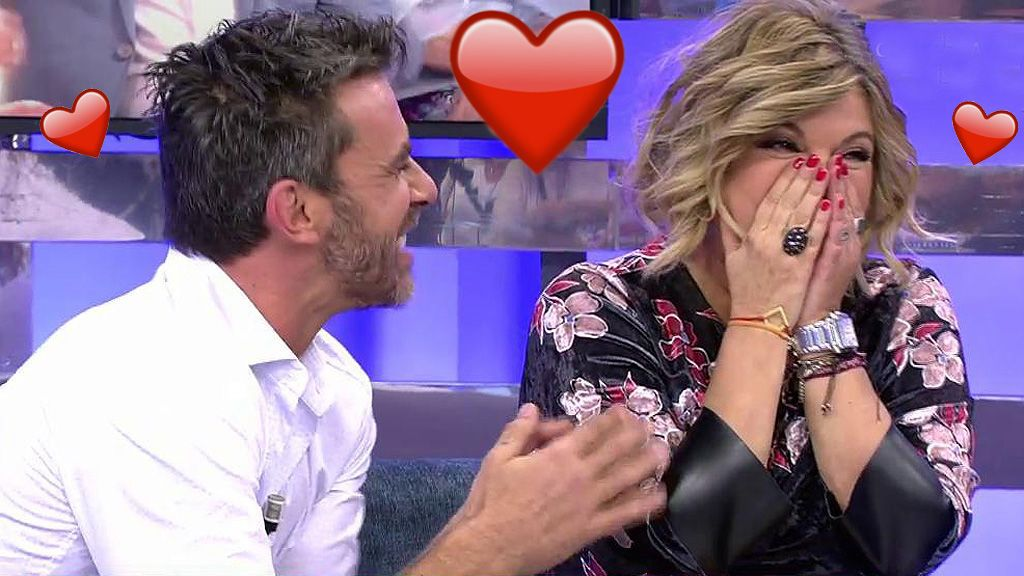 ¡Carmen Borrego destapa el romance entre Alonso Caparrós y Terelu Campos!