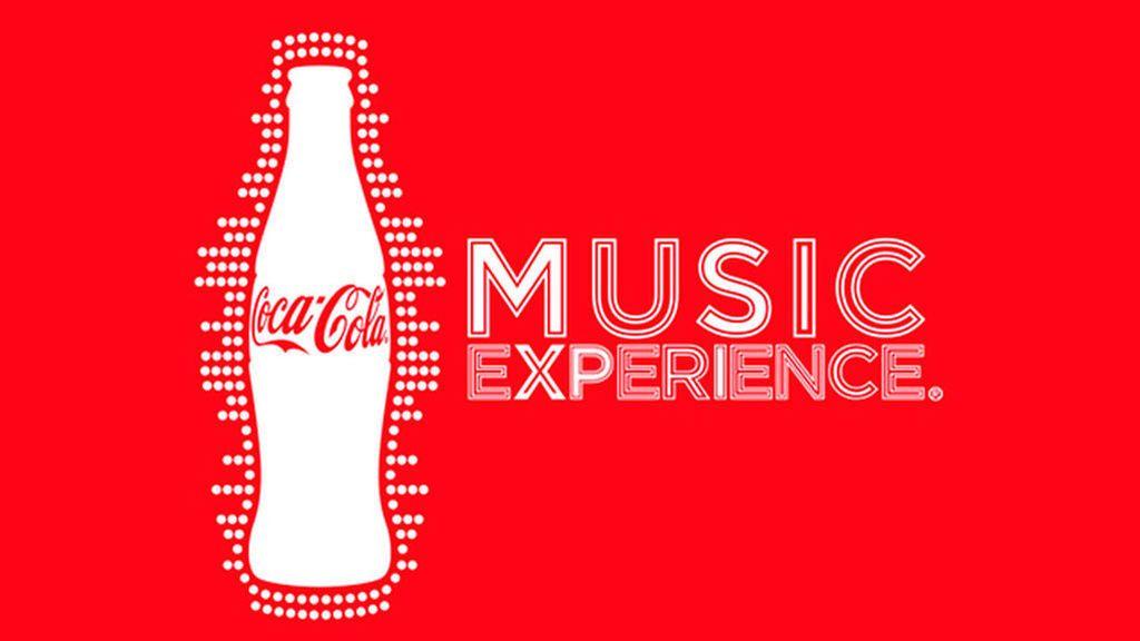 Logo Coca-Cola Music Experience