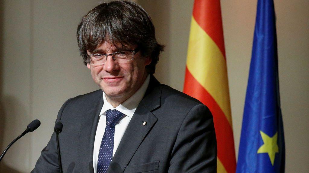 """Puigdemont, """"absolutamente convencido"""" de que el 21D ganarán los contrarios al 155"""
