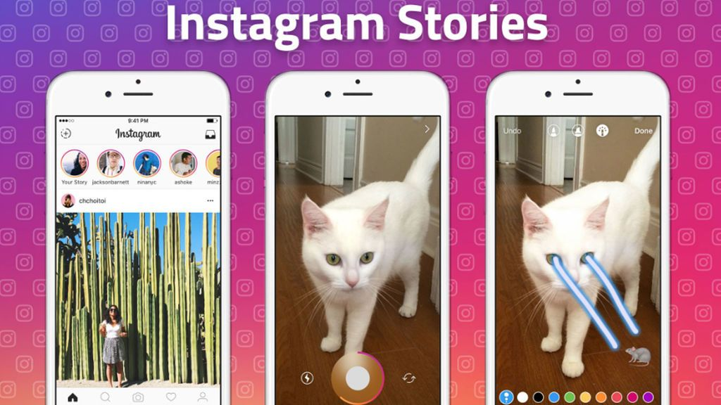 Instagram te permite compartir por Stories imágenes y vídeos con más de 24 horas