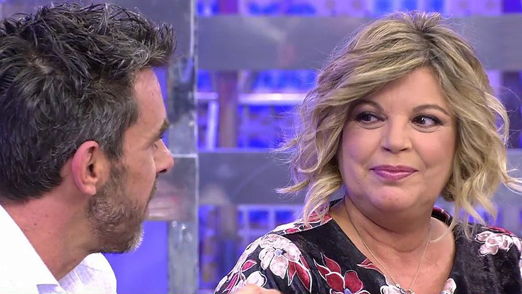 """Terelu, sobre su romance con Caparrós: """"Fue una historia de dos noches"""""""