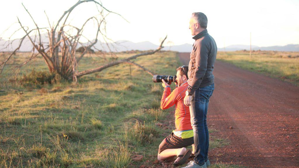 Kike Calleja y 'Río salvaje' estrenan su segunda temporada en Gondwana.