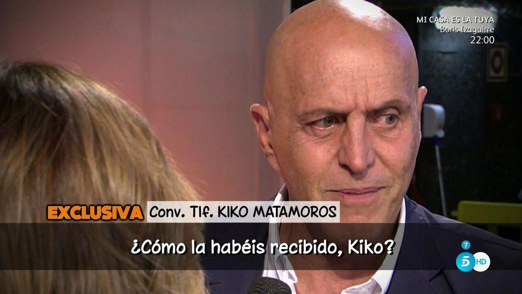 "Kiko Matamoros, sobre la triste noticia de Diego: ""En cierto modo me siento aliviado"""