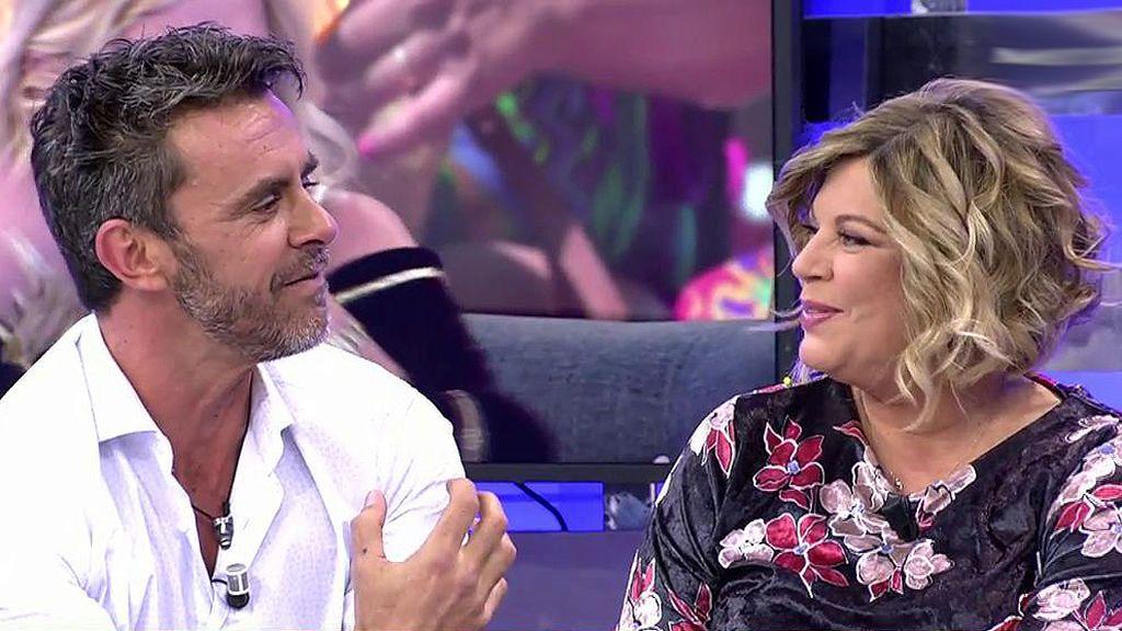 ¡Alonso Caparrós admite que tuvo un romance con Terelu Campos!