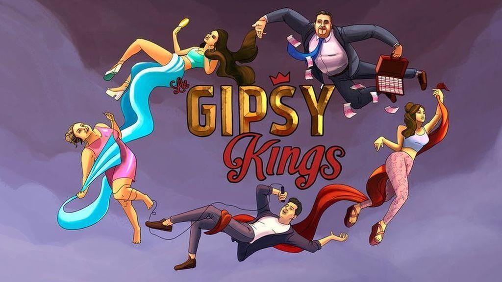 Logo Gipsy King