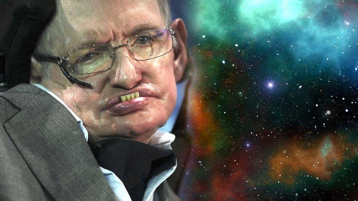 Stephen Hawking tira la toalla: este es su plan para enviarnos a todos a una estrella