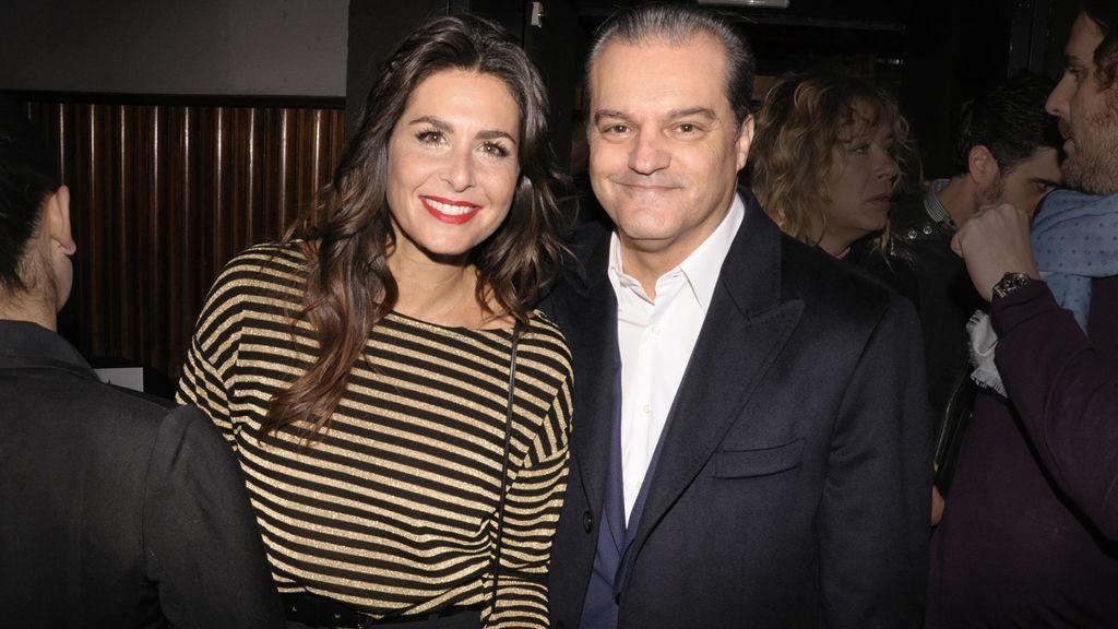 Nuria Roca y Ramón García