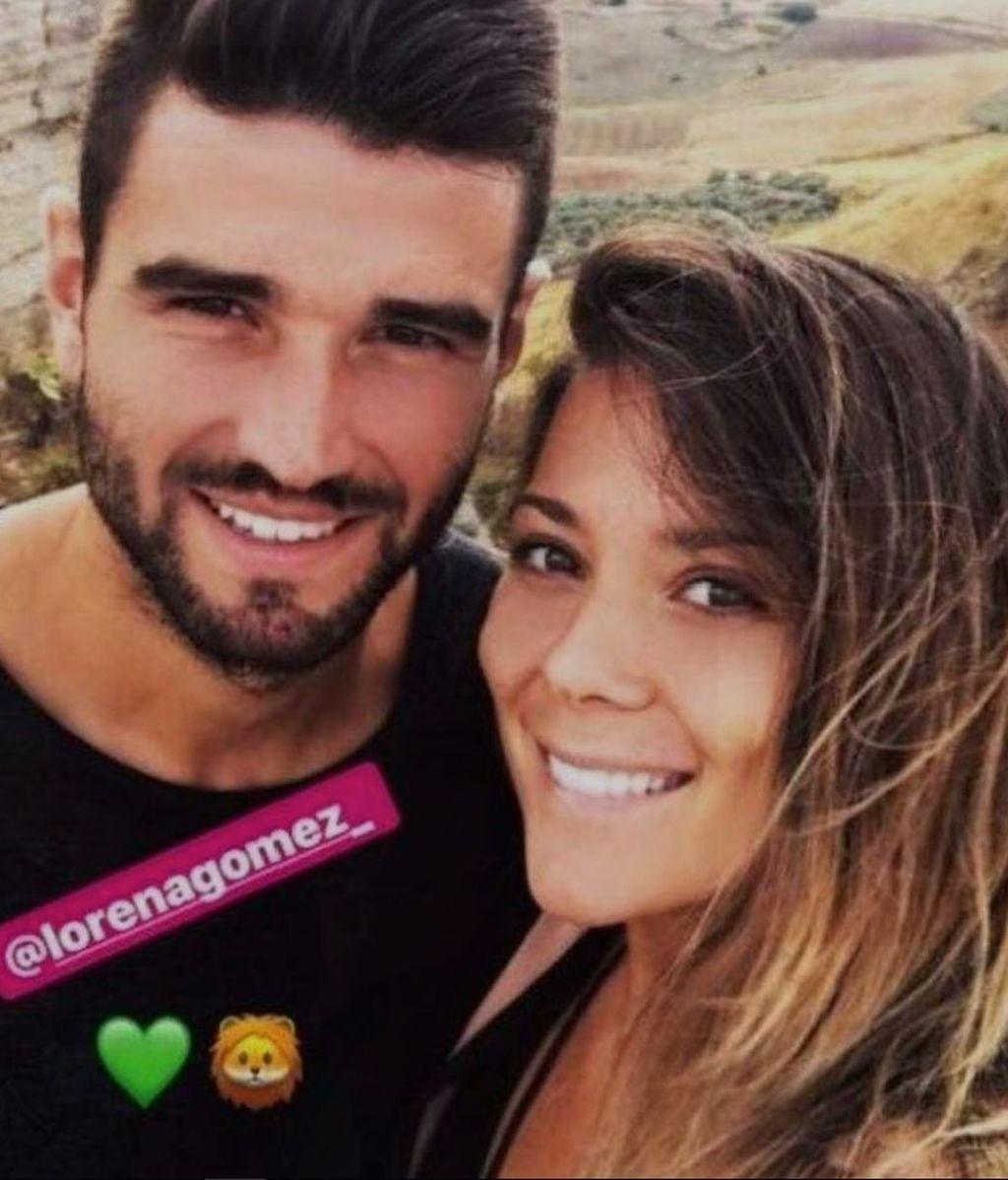 ¡Cantante, futbolista y viceversa! Una conocida artista confirma su relación con un jugador del Betis