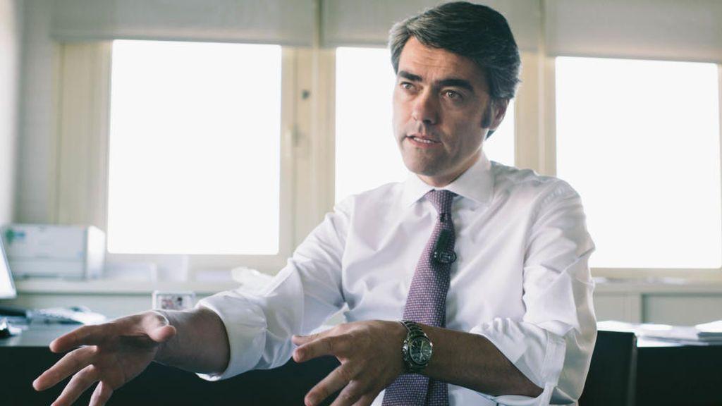 Luis Enríquez, consejero delegado de Vocento.