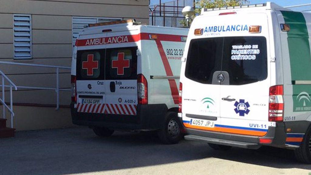 Herido un menor de 17 años al caer por una ventana en un instituto de Málaga