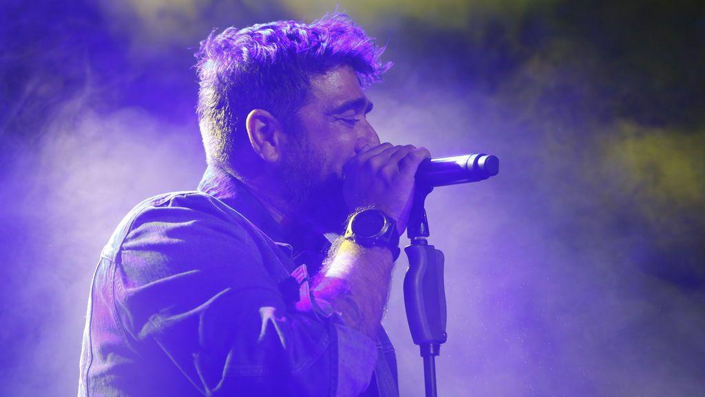 Antonio Orozco: así ha sido el vibrante reencuentro con sus fans tras el fallecimiento de su expareja