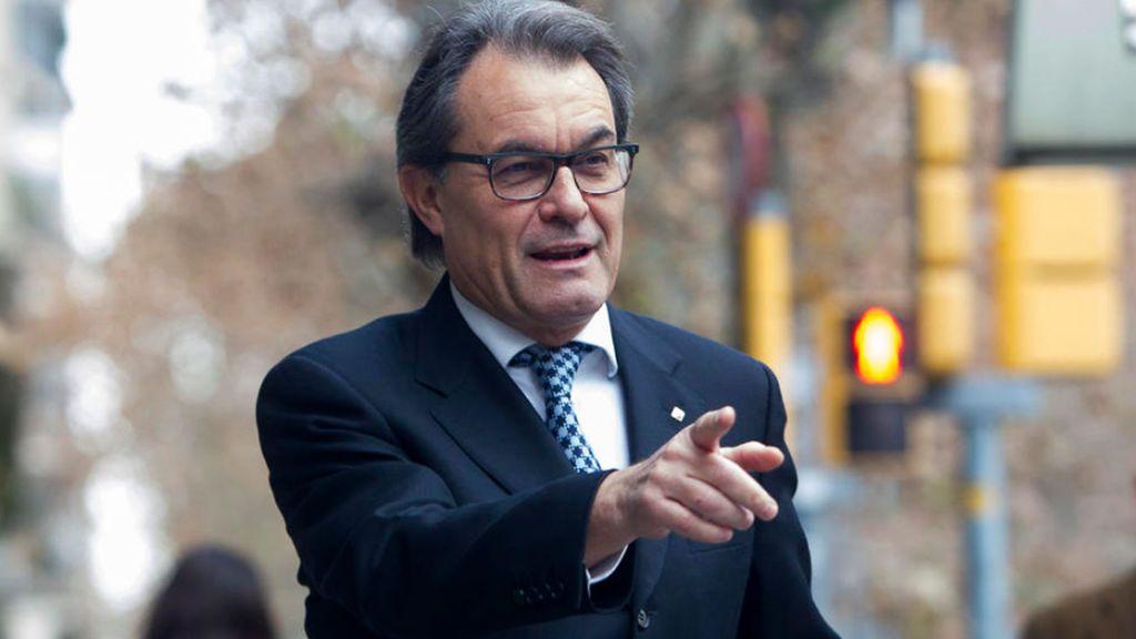 Artur Mas y Marta Pascal viajan a Bruselas para reunirse con Puigdemont