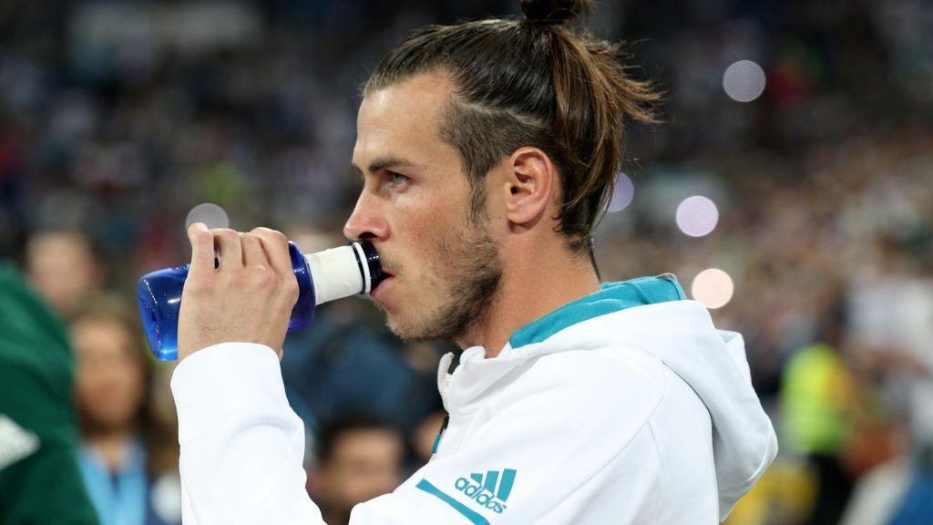 Bale vuelve a recaer con una rotura fibrilar en la pierna izquierda