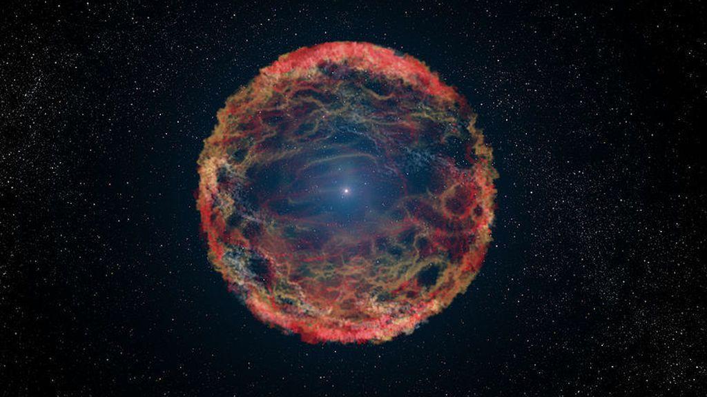 La primera estrella que no muere, y brilla más que antes