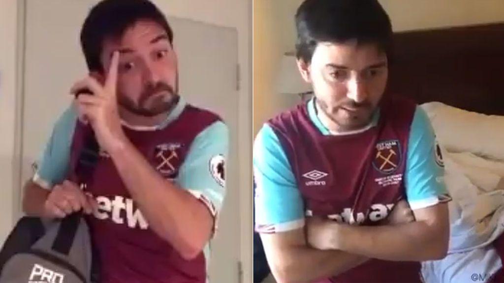 El desternillante parodia de una ruptura sentimental explicada con lenguaje futbolístico 😂😂😂
