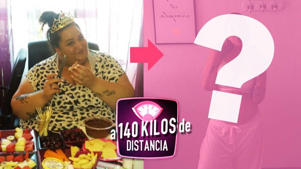 La increíble historia de María, de 215 a 75 kilos en 3 años