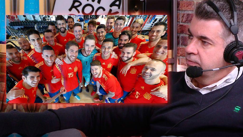 ¿Está 'otro' Piqué con España? Así fueron las conversaciones con el culé para separar la política de la Selección