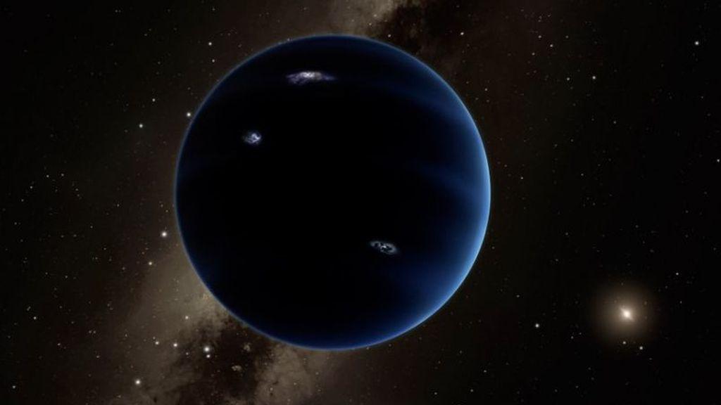El recién descubierto 'planeta nueve' podría evidenciar el apocalipsis
