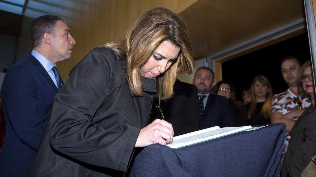"""Susana Díaz: """"Chiquito llevó con genio y humor el nombre de Andalucía"""""""
