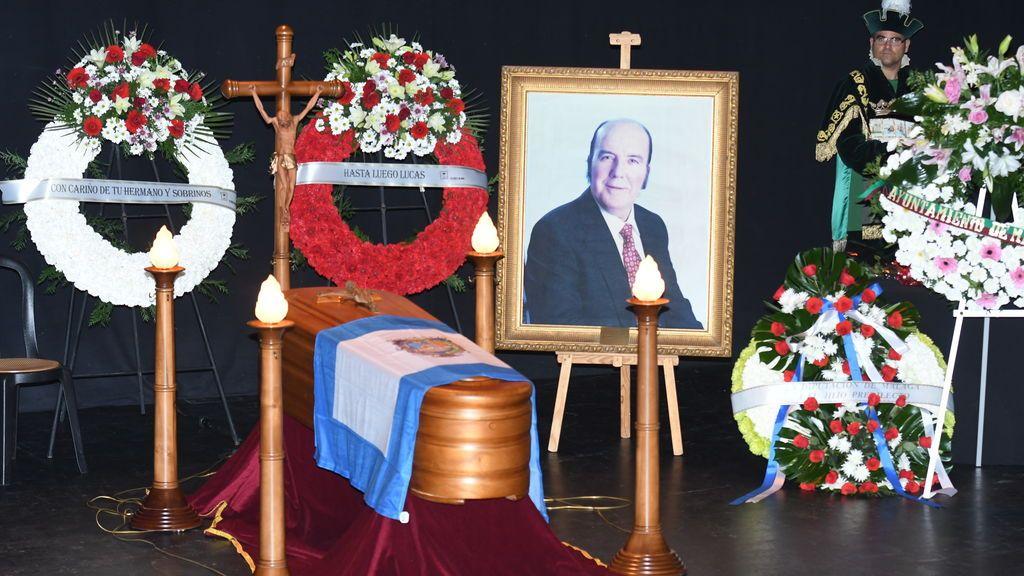 La capilla ardiente de Chiquito se instalará en el auditorio de la Diputación de Málaga