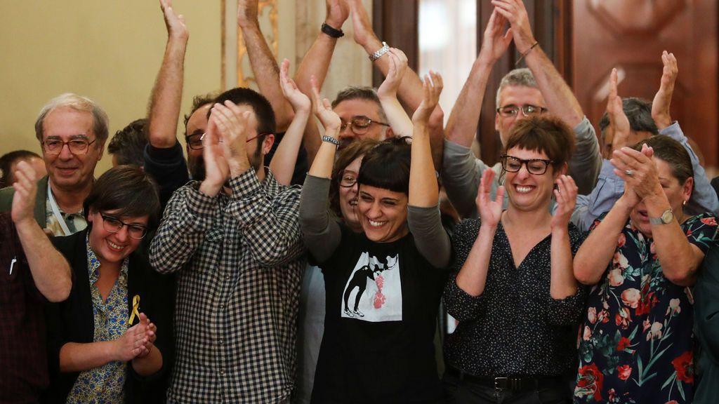 La Asamblea de la CUP decide hoy si se presenta y cómo a las elecciones