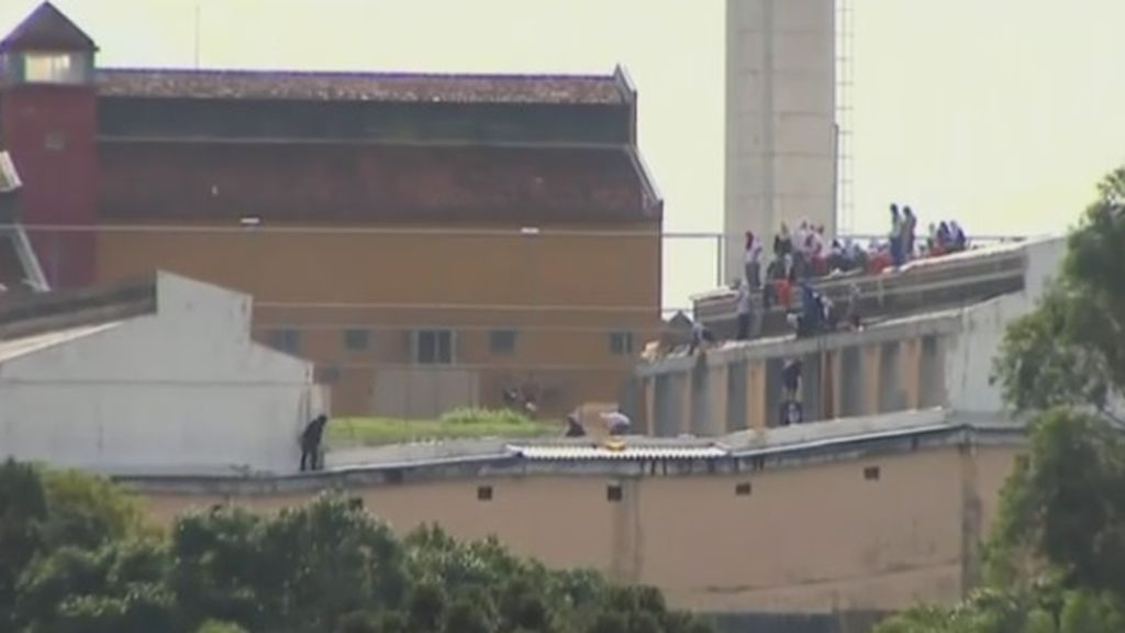 Un muerto y 31 heridos en un motín en una prisión de Brasil