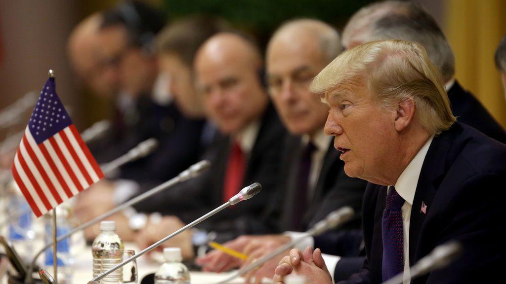 """Trump asegura que """"tener buenas relaciones"""" con Putin """"no es algo malo"""""""