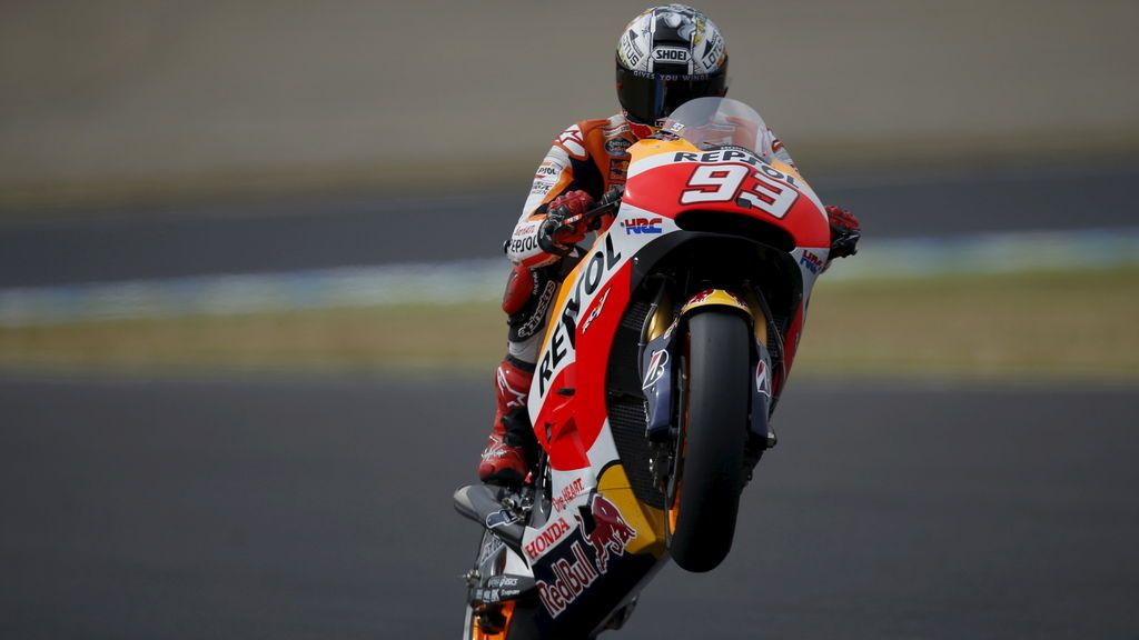 ¡Marc Márquez campeón del mundo! Hace historia con su cuarto título mundial en Moto GP