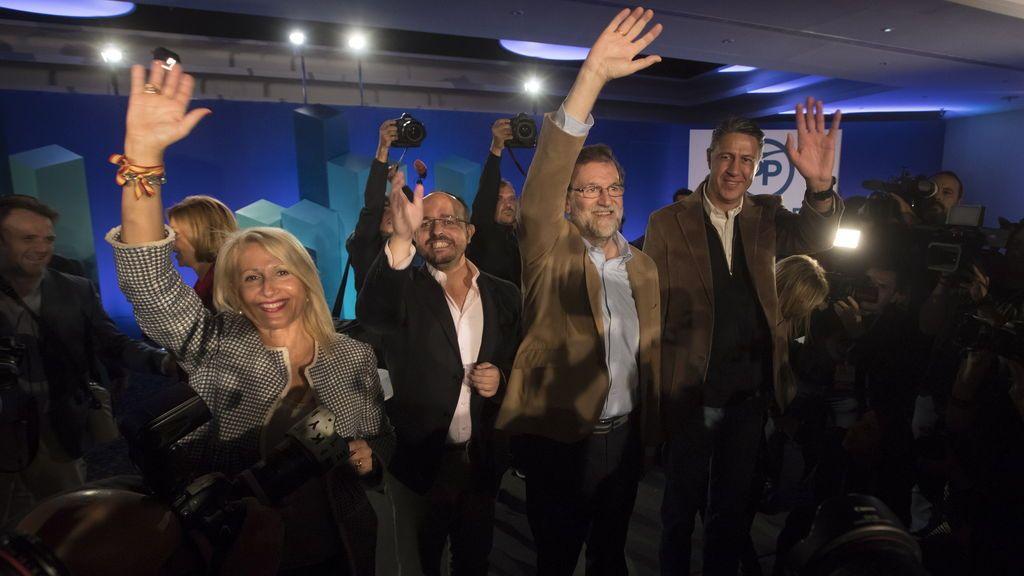 Albiol con Rajoy