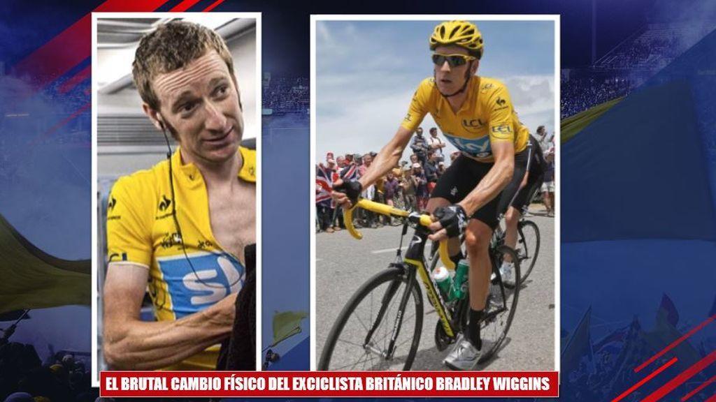 ¿Ese brazo es tuyo? Wiggins, oro olímpico en ciclismo, transforma su cuerpo para remar... ¡en Tokio 2020!