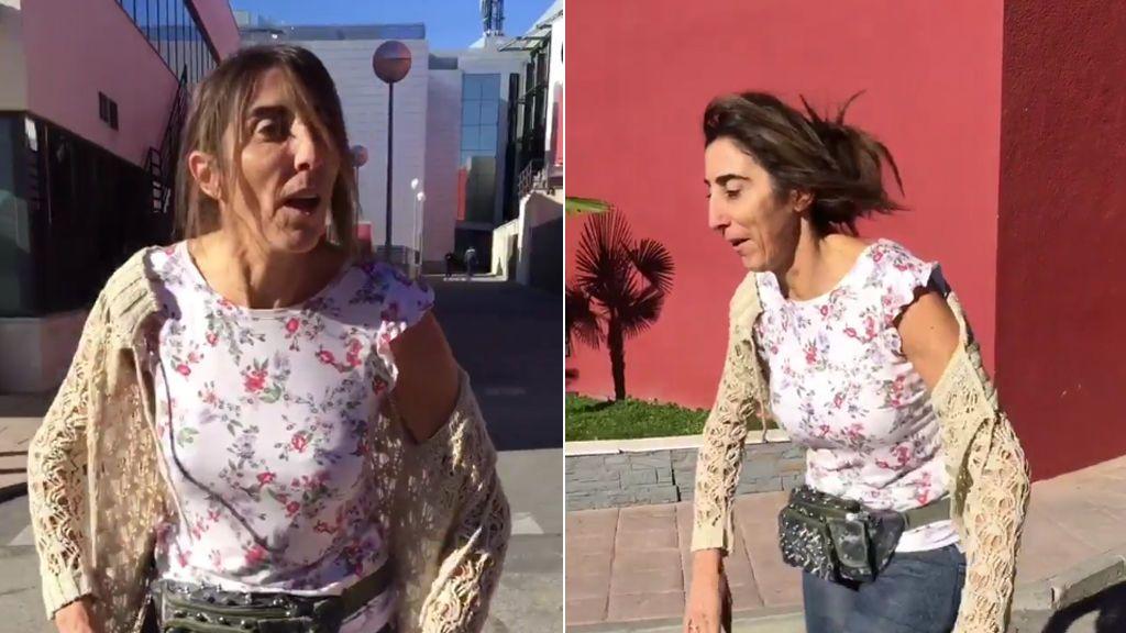 """¿Qué ha llevado a """"La Chusa"""" a perderse por los pasillos de Telecinco?"""