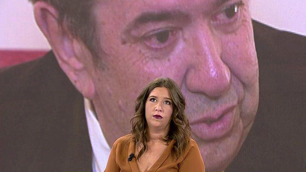 """Gil Silgado responde a su hija: """"Eres una okupa, estás denunciada en el juzgado"""""""