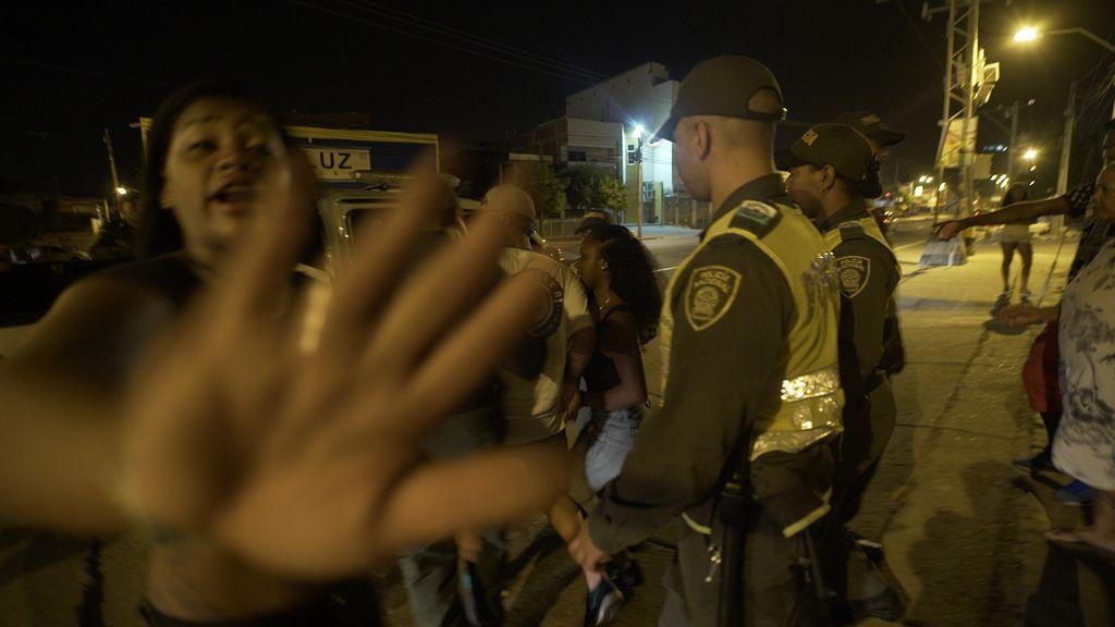 'Fuera de cobertura' investiga el turismo sexual con menores en Cartagena de Indias (Colombia).