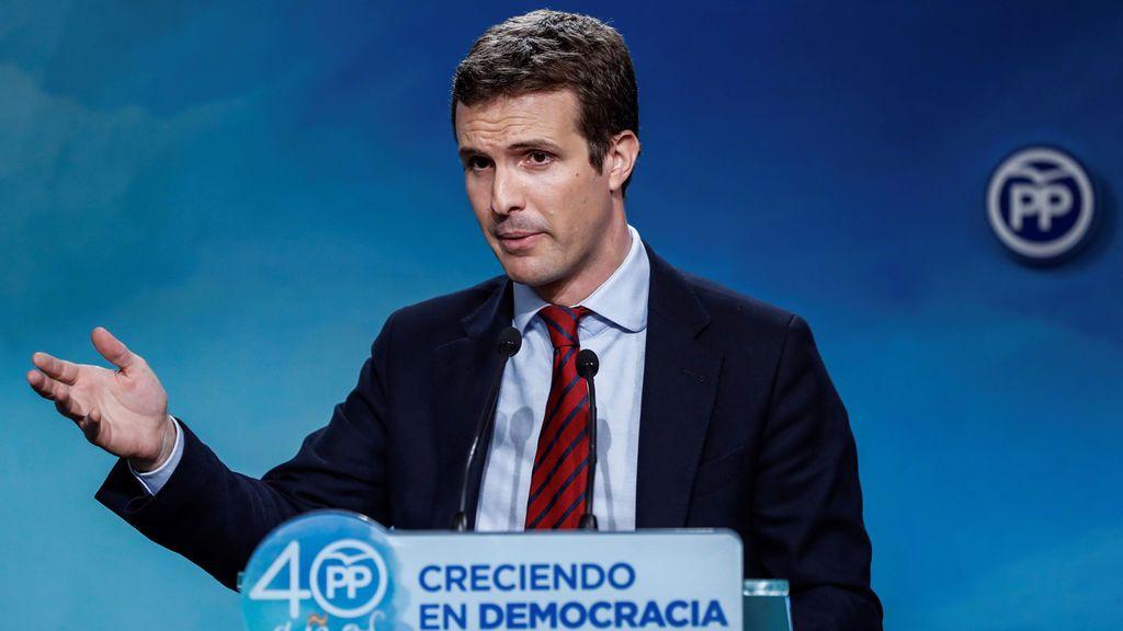 """El PP responde a Puigdemont: """"La relación que debe trabajar es con su abogado"""""""