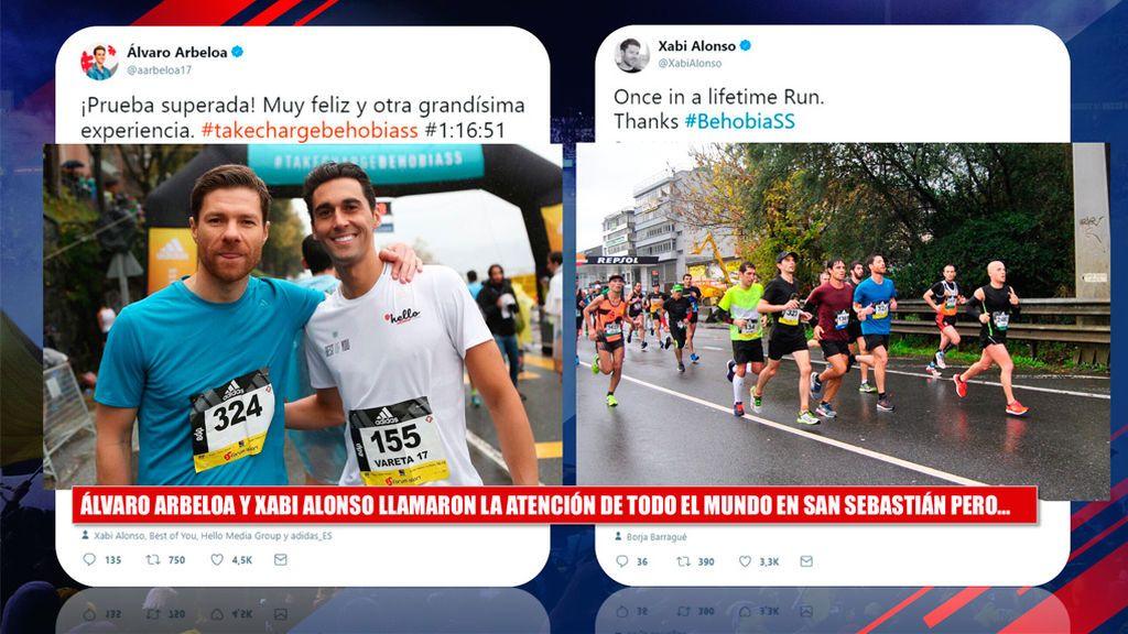 Arbeloa y Xabi Alonso se salieron en la Behobia-San Sebastián pero... ¿sabes qué otro mítico delantero de la Liga les ganó?