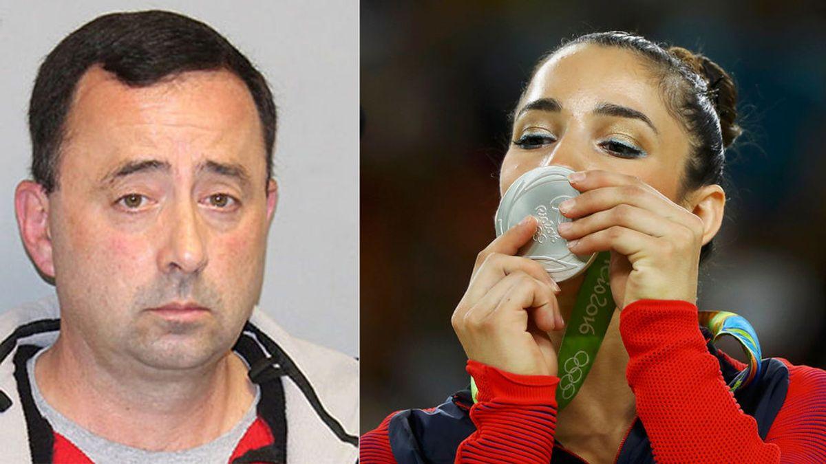 La gimnasta Aly Raisman también denuncia al depredador sexual Larry Nassar, médico del equipo olímpico de EEUU