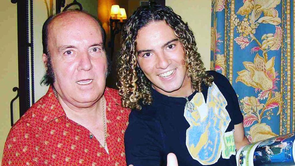 """El recuerdo más personal de David Bisbal sobre Chiquito: """"No os imagináis lo importante que fue para mi..."""""""