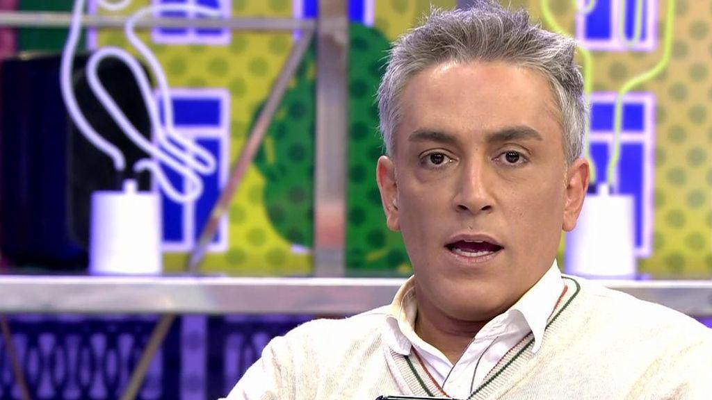 Amador Mohedano podría participar en 'GH VIP', según Kiko Hernández