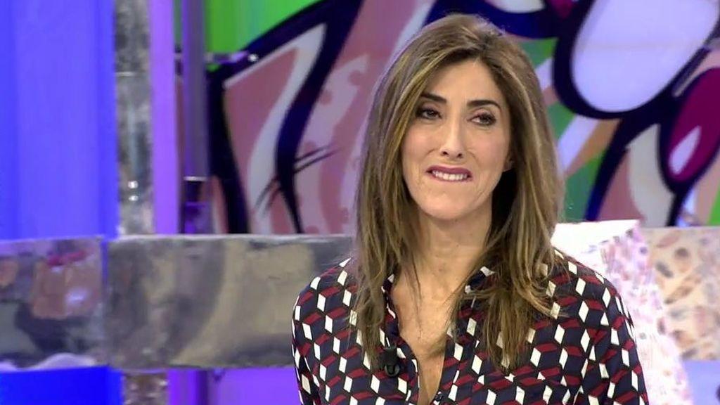 """Las lágrimas de Paz Padilla recordando a Chiquito: """"No puedo ver su foto..."""""""