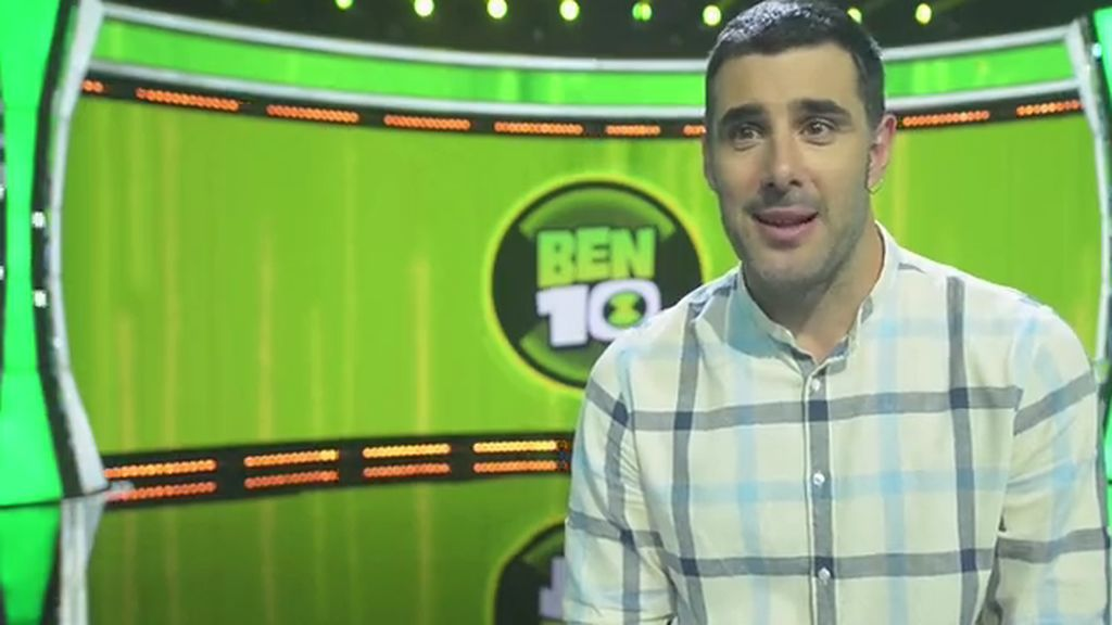 """Ben 10 challenge' es una locura"""